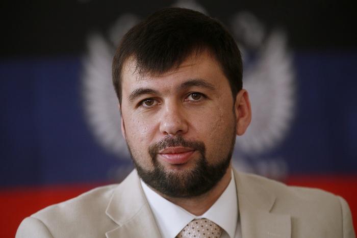Пушилин выдвинул свою кандидатуру на выборы главы ДНР