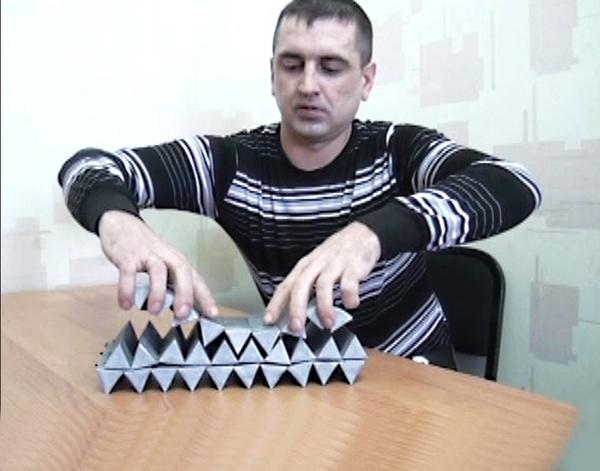 Омич изобрел «вечную» дорогу Вечная дорога, Омск, Инновации, патент, треугольник, СибАДИ, длиннопост