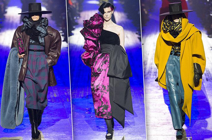 Именем 80-х — новая коллекция Marc Jacobs с гиперобъемами