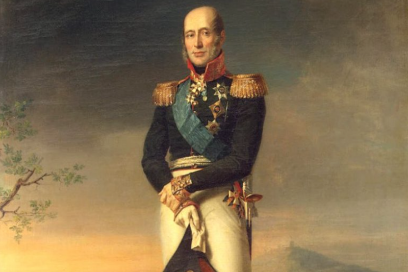 Барклай-де-Толли: полководец…