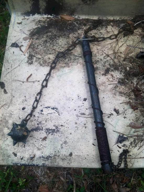 1. Средневековое оружие археология, дача, находки, удивительное рядом