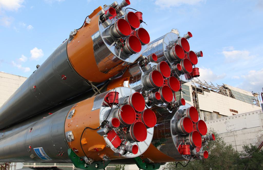 Космический двигатель-рекордсмен
