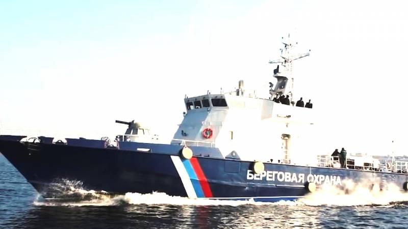 Россия забрала у Украины Азовское море