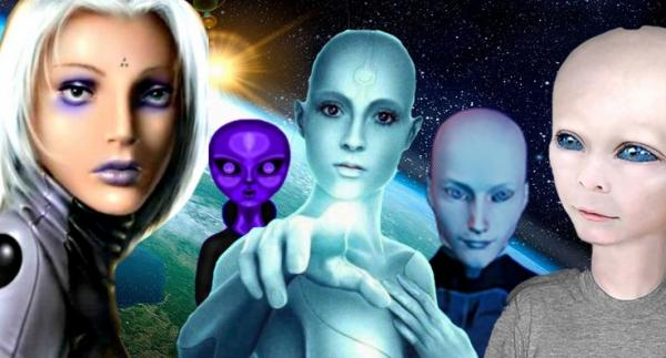Земля для инопланетян это перекресток между мирами Вселенной