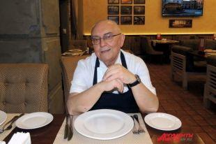 «Пугачёва капризничала, но ела». Рассказ итальянского ресторатора