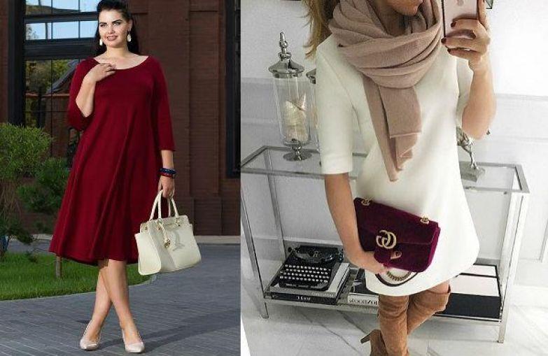 Платье-трапеция: идеально для любой фигуры и случая, 20 модных доказательств