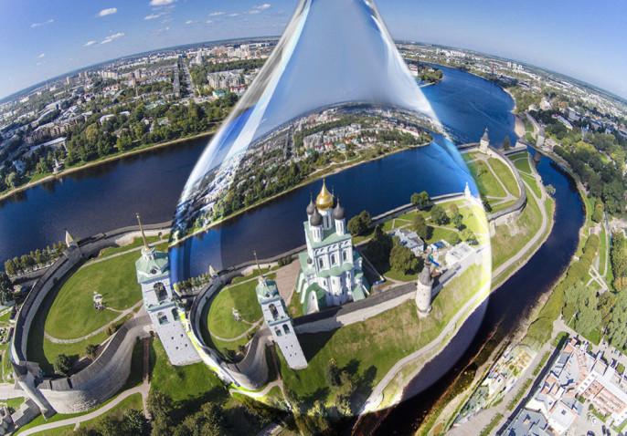 КАПЛЯ Глава депрессивной Псковщины рапортовал Путину не о людях, а о… приватизации