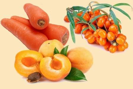Какие фрукты или овощи помогают для зрения