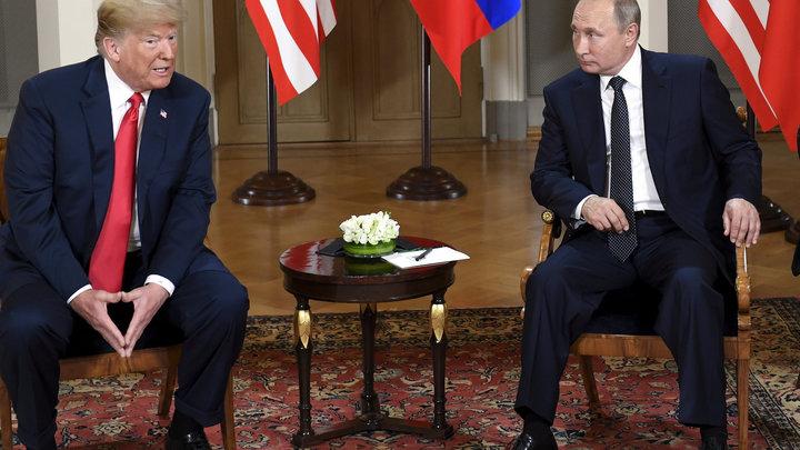 Разведка США могла следить за встречей в Хельсинки без ведома Трампа - СМИ