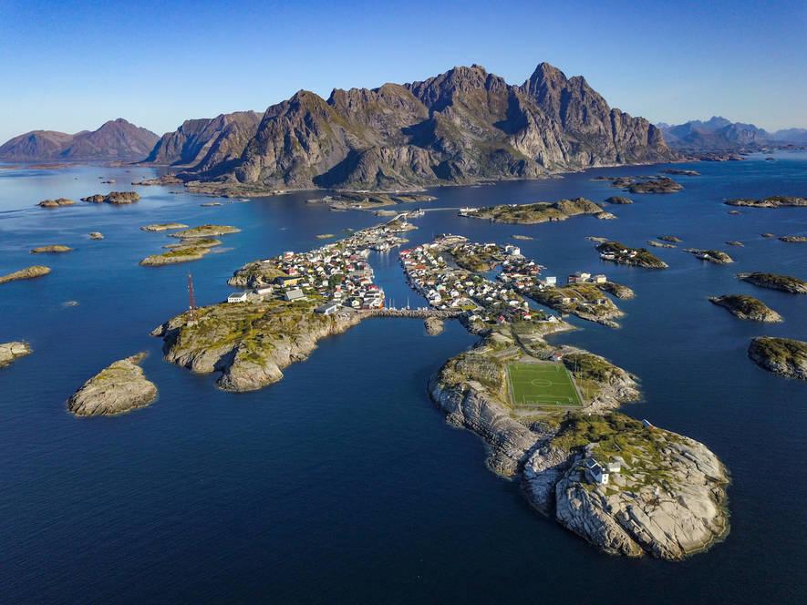 10 потаённых островов Европы