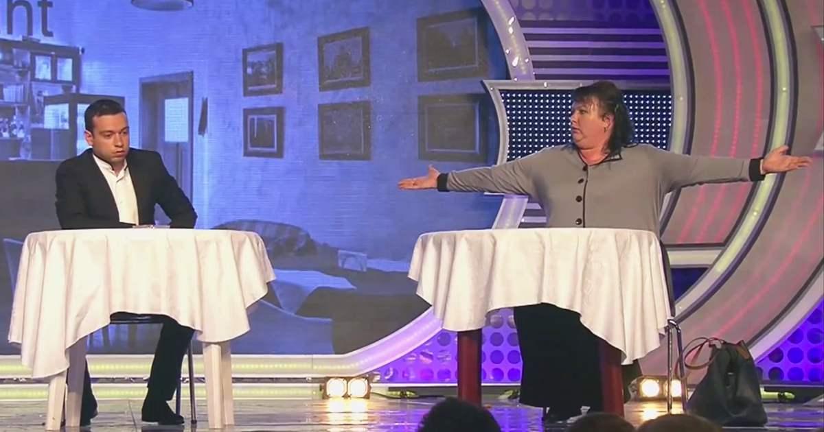 Встреча Штирлица с женой в кафе… Вы будете плакать от смеха — это ШЕДЕВР!