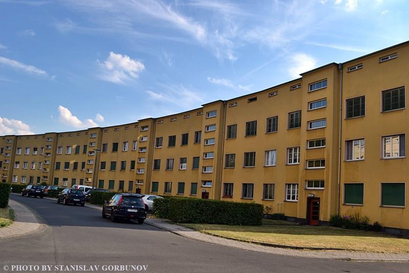 Рундлинг – загадочный жилой квартал времён нацистской Германии в Лейпциге путешествия, факты, фото