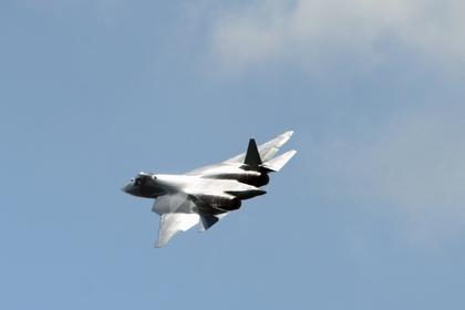 Су-57 совершил первый полет с новым двигателем
