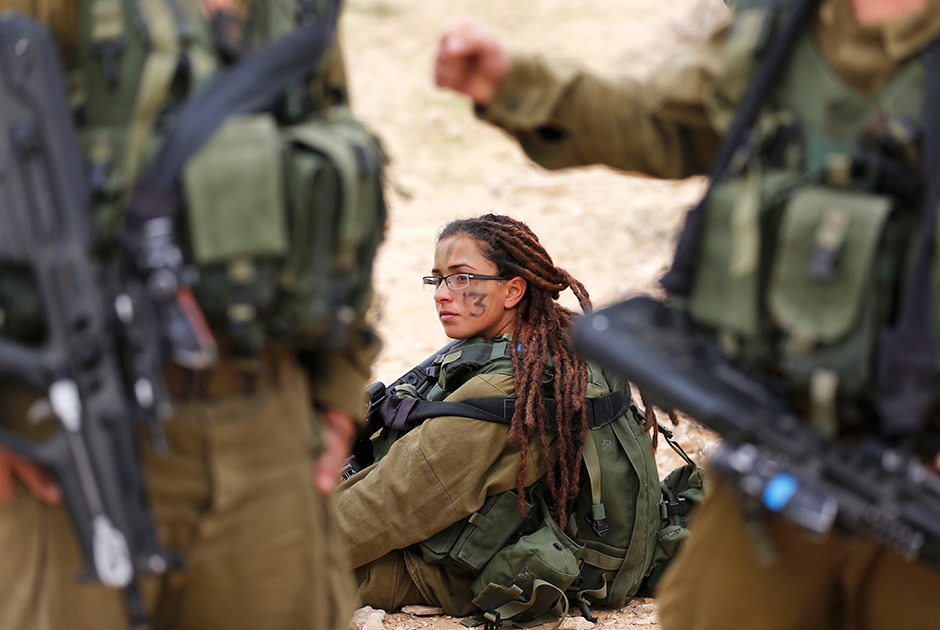 Женский батальон Каракаль Армии обороны Израиля (пехота)