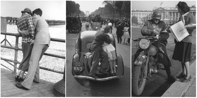 Сердце Франции: 30 потрясающих фотографий Парижа 1930-1940-х годов