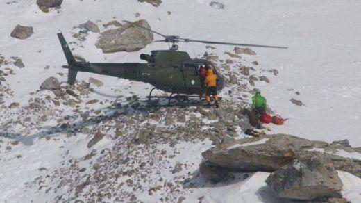 Зимняя трагедия в Гималаях: рассказ спасенной альпинистки