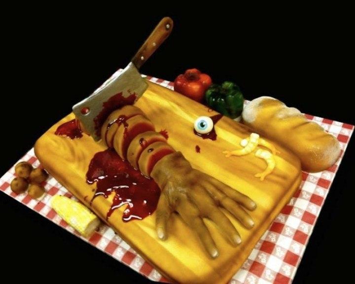 реалистичные торты от Дебби Гоард которые похожи на что угодно кроме тортов (9)