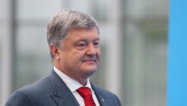 Петр Порошенко умер