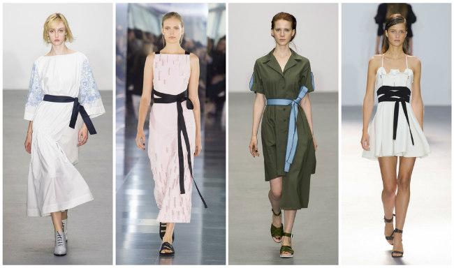 Дизайнер модных платьев в это