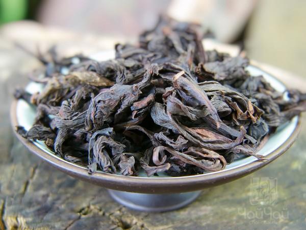 Китайский чай, который стоит в 26 раз больше золота