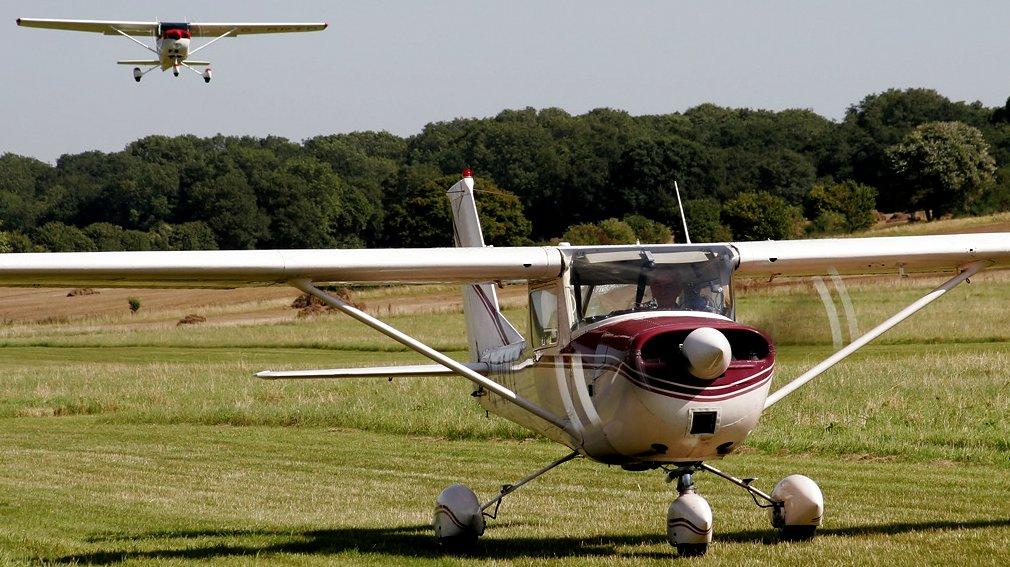 Отличный самолет Цессна-152 всего за 1 600 000 рублей...