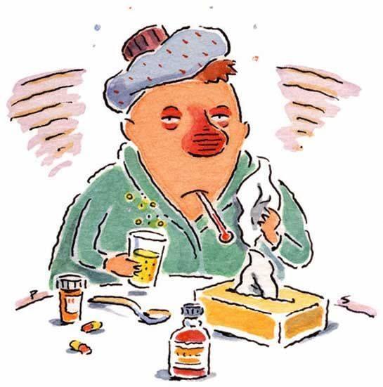 Как вылечить простуду за сутки