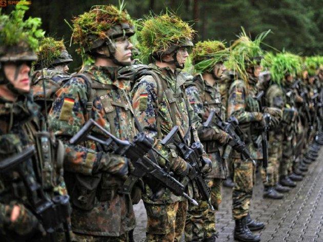 Немецкие солдаты покинули учения НАТО из-за очередного скандала