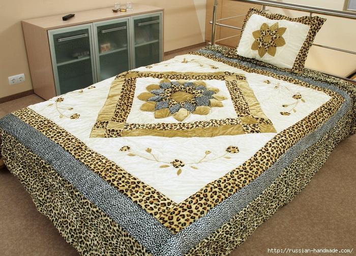 Шьем одеяло в технике ПЭЧВОРК. Учебный курс (23) (700x505, 382Kb)