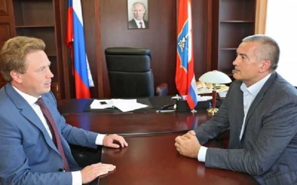 Дмитрий Овсянников и Сергей …