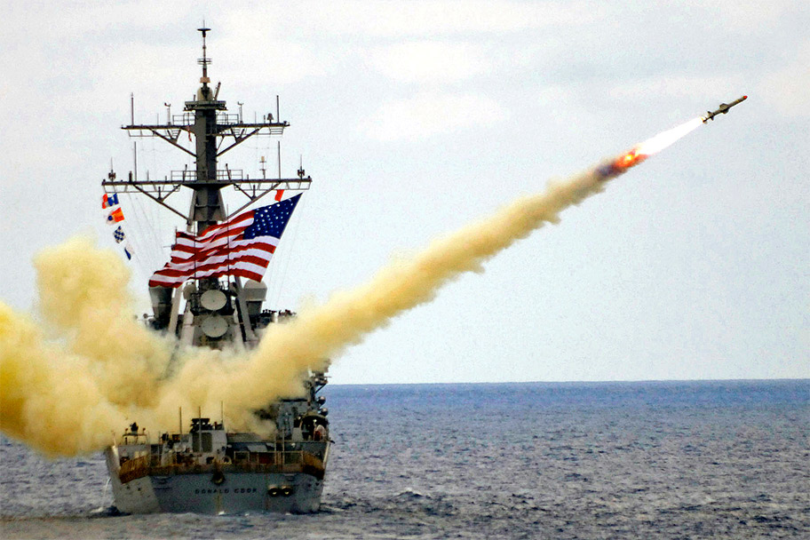 Утрата гегемонии: американские корабли безоружны перед российскими