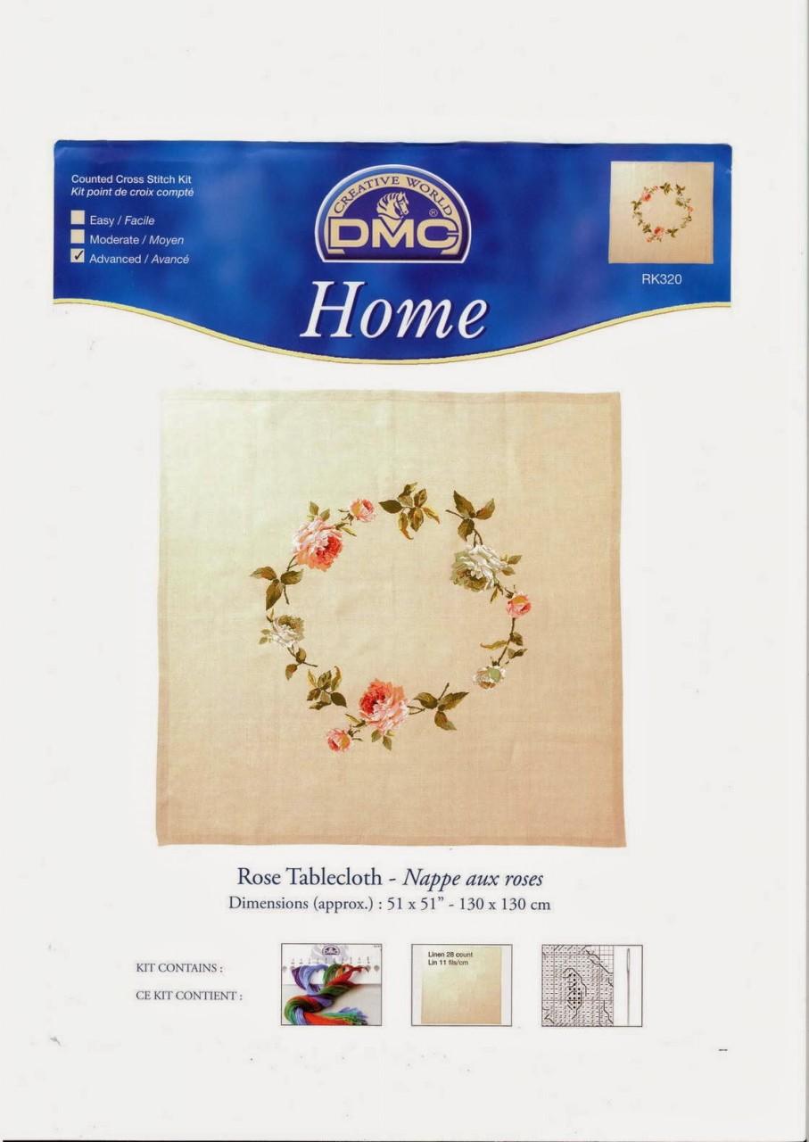������� �������� � ������� ������ �� DMC Home