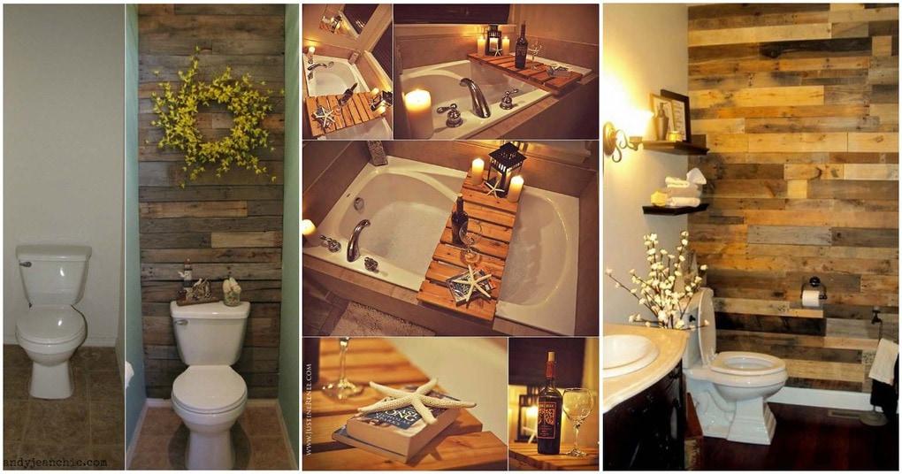 Поддоны в ванной комнате: разноплановые идеи для дома и дачи
