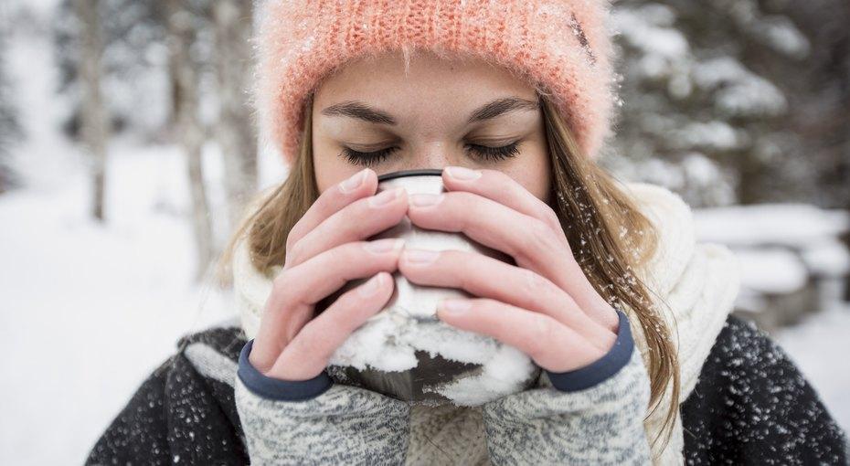 Как быстро согреть руки и ноги, если вы сильно замерзли