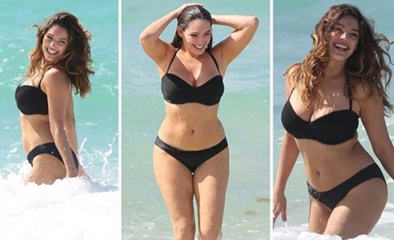 Вот как выглядит идеальное, совершенное женское тело