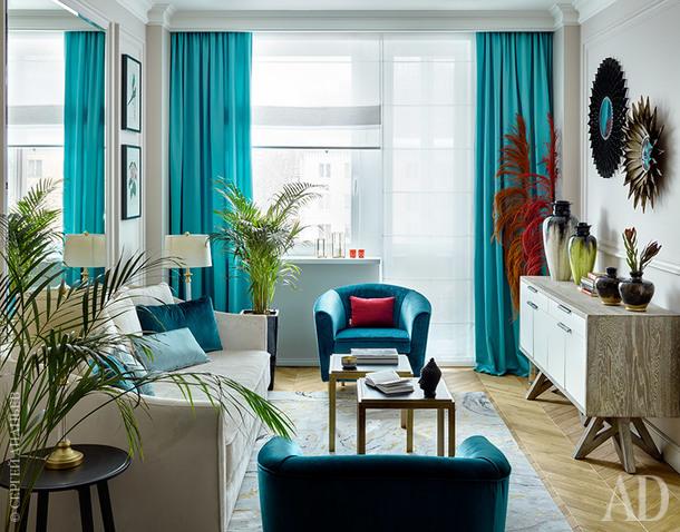 Квартира в Москве, 46 м²