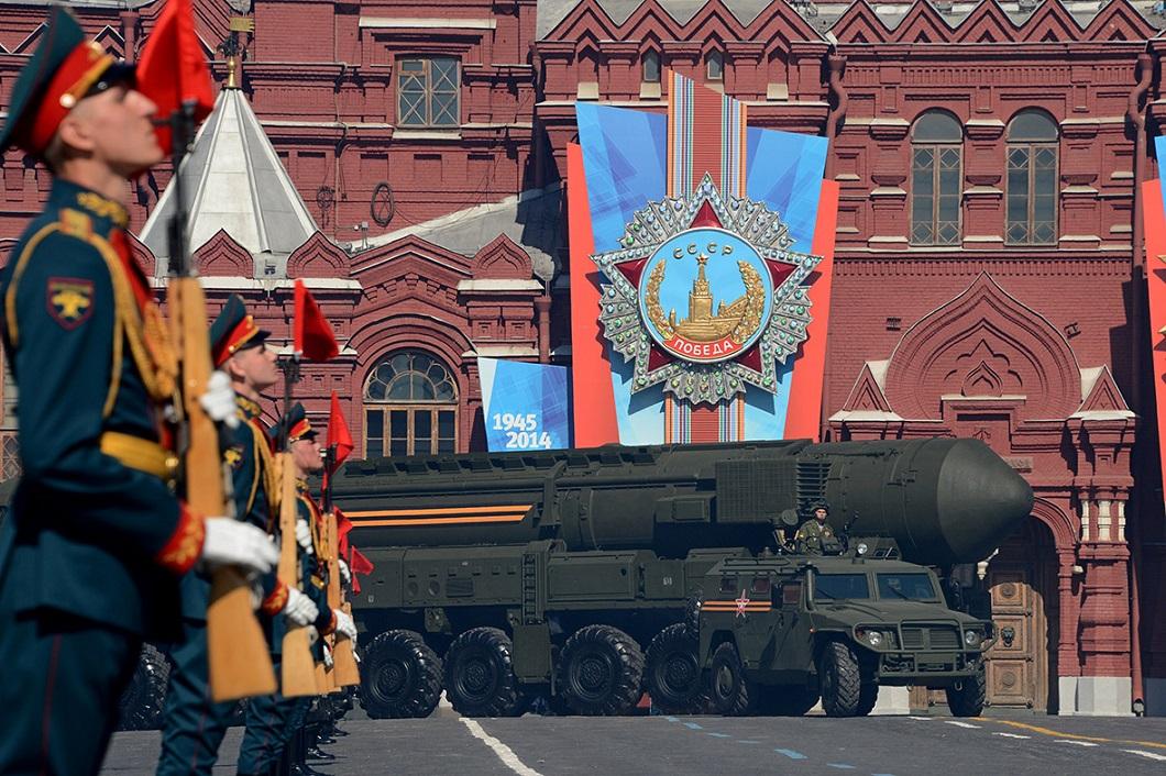 parad14pobedy 4 Парад Победы на Красной площади