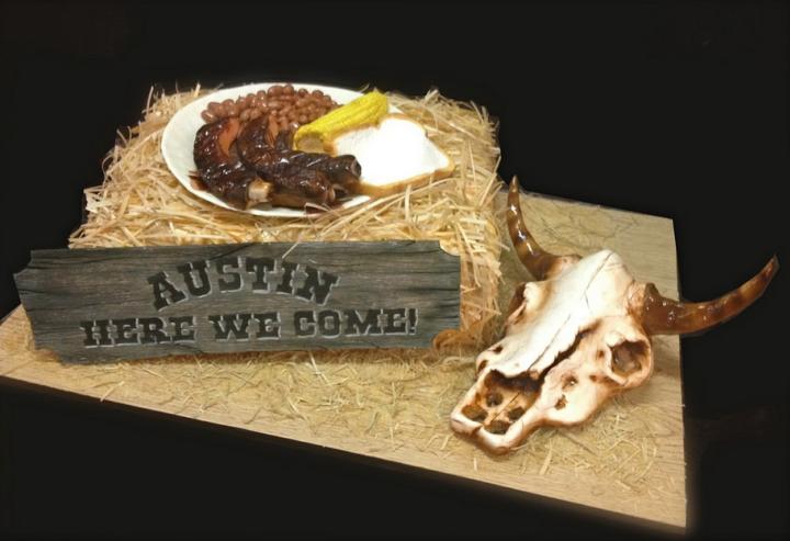 реалистичные торты от Дебби Гоард которые похожи на что угодно кроме тортов (2)