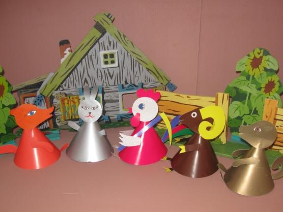 Кукольный театр своими руками с