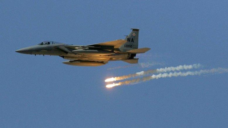 Самолеты коалиции США атаковали мирных жителей в Сирии