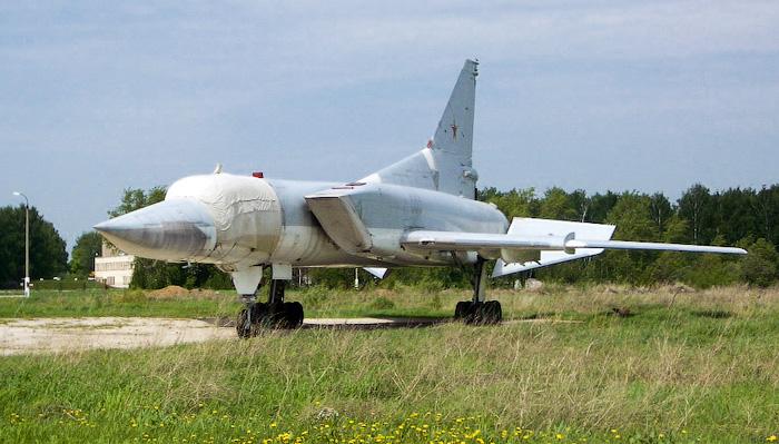 Музей самолетов дальней авиации Дягилево. Рязанская область.