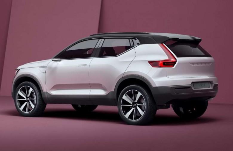 Volvo рассказала о новом кроссовере XC40