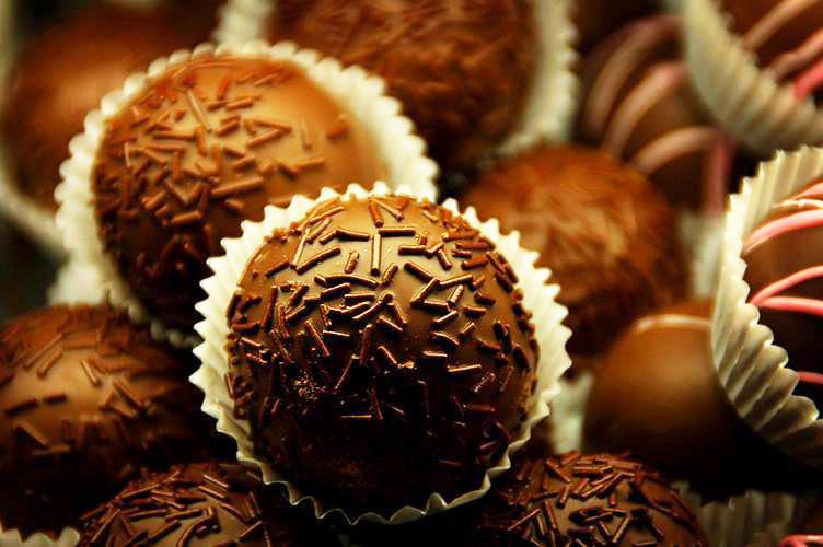 Занимательный шоколадно-конф…