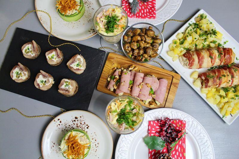 Без оливье: как быстро и недорого приготовить новогодний стол