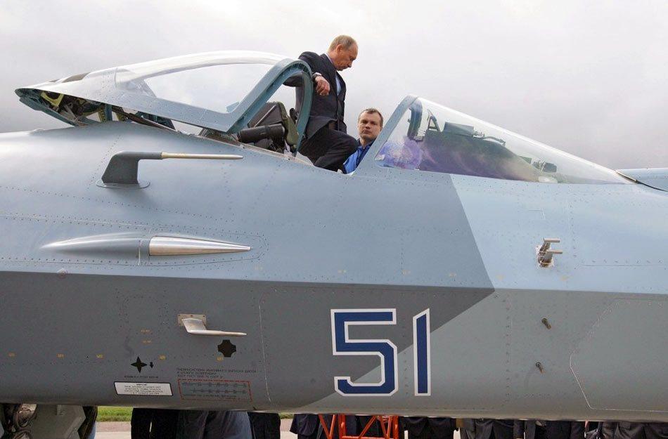 Путин считает Су-57 лучшим в…