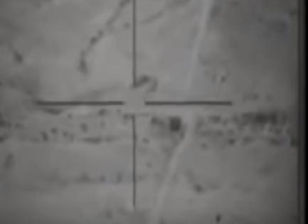 """Кадры с испытаний """"Тамуза"""" в 2017 году, выложенные на Ютубе. Съемки схожи."""