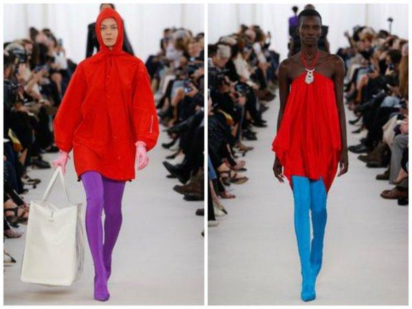 Как сочетать яркие цвета в одежде? 5 правил