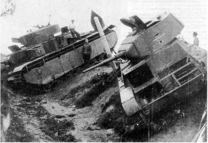 В грозном 41-ом. О причинах неудач Красной Армии в начальный период Великой Отечественной войны