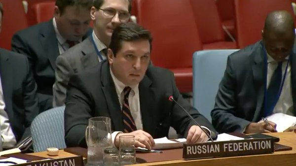 """""""Советуем нашим западным """"партнерам"""" вспомнить историю..."""" - делегация России в ООН"""