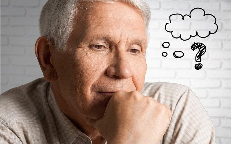 Вот как распознать ранние сигналы слабоумия у близкого вам человека