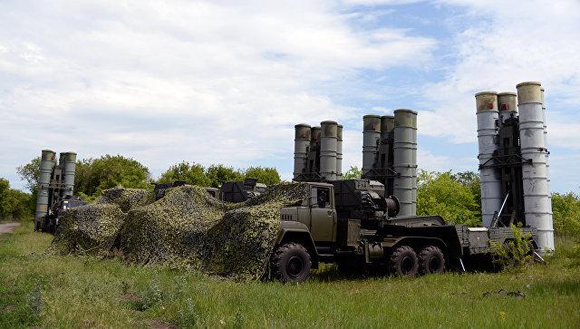 Россия передала Сирии комплекс С-300
